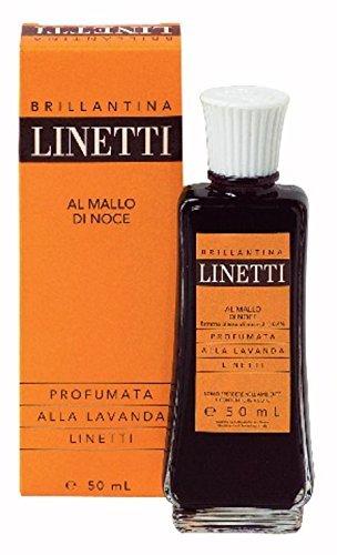 Brillantina Linetti Italian Hair Tonic by LINETTI