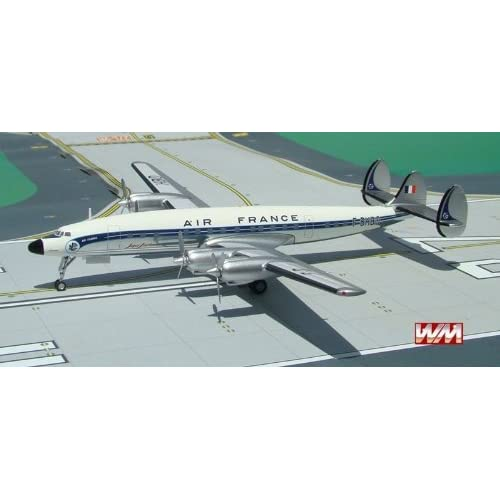 .com: Western Models Air France L-1649 Constellation Model Airplane