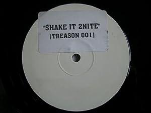 "LEE CABRERA vs TWEET Shake It 2Nite 12"" white label"