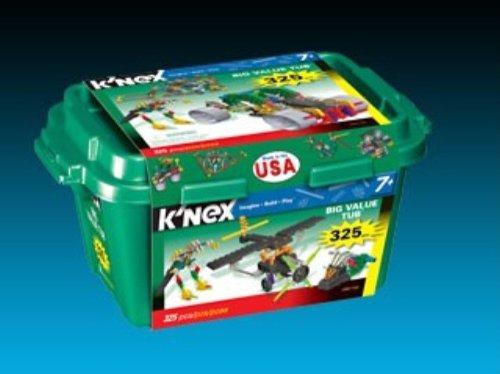 K Nex Big Value TubB001D4QCMW