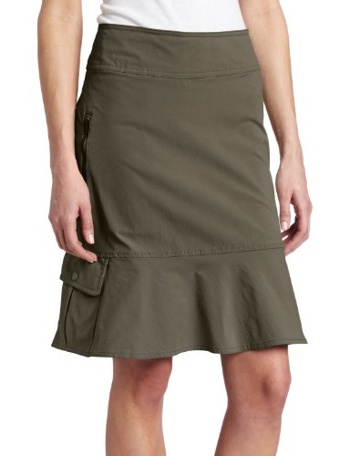 Royal Robbins Discovery Skirt, Everglade, 8