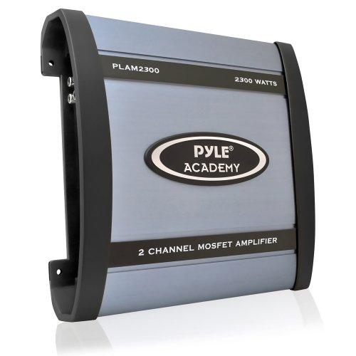 Pyle Plam2300 2300 Watts 2 Channel Bridgeable Amplifier