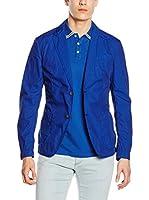 Trussardi Jeans Chaqueta (Azul Royal)