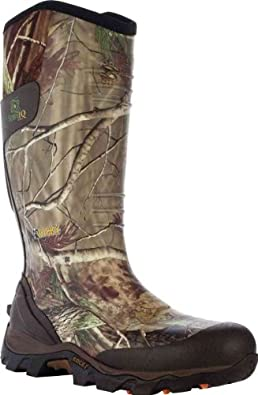 "Rocky Men's 16"" Mudsox Boot 4784,Realtree AP Neoprene,US 7 M"