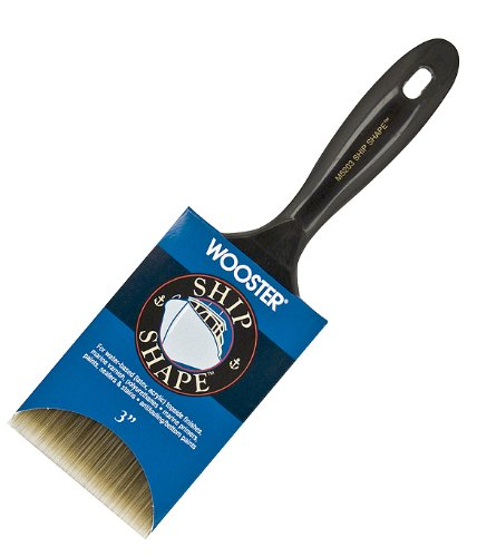 Wooster Ship Shape Paint Brushes