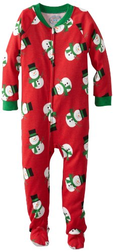 Kids Pajamas With Feet front-846601