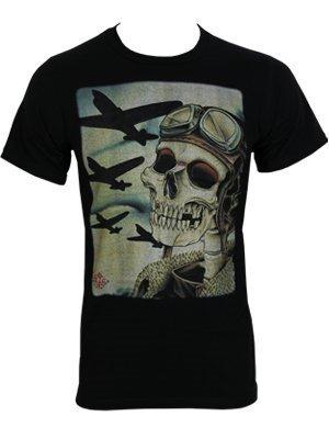Black Market : Pilot Tee-Shirt Homme
