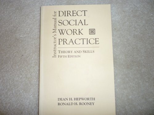 Direct Social Work Pract Im
