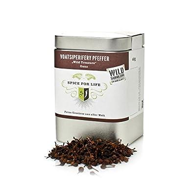 Spice for Life Wilder Voatsiperifery Pfeffer (ganz), 50 g Dose von Spice for Life bei Gewürze Shop