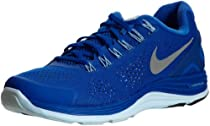 Nike LunarGlide+ 4 Shield Running Shoes - 8.5 - Blue