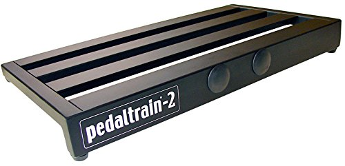 [国内正規品]Pedaltrain PT-2-HC (PT-2エフェクター用ペダルボード&ハードケース付属モデル)