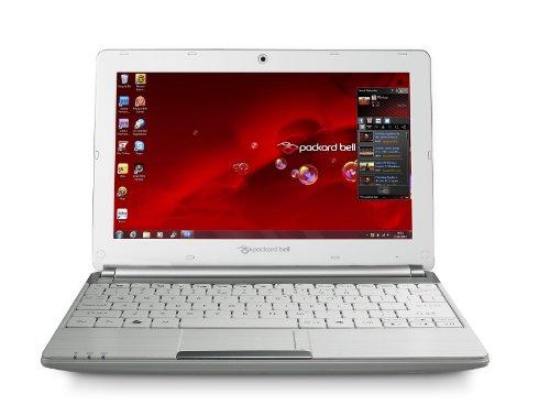 Packard Bell SC-955UK NU.BXREK.001 10.1-inch Dot Laptop (Intel Atom N2600 1.6GHz, 1GB RAM, 320GB HDD, Integrated Graphics, Windows 7 Starter)