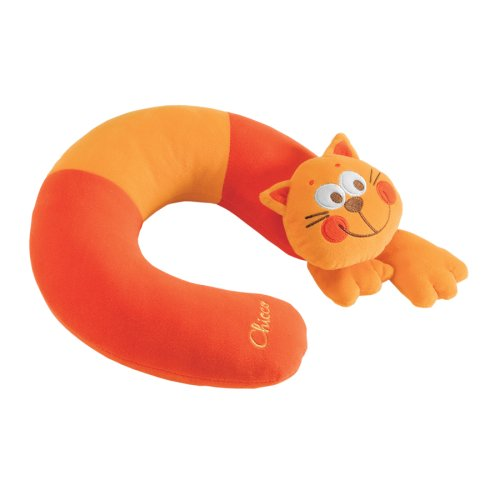 Chicco Soft Neck Rest, Kitten (Discontinued by Manufacturer) (Discontinued by Manufacturer)
