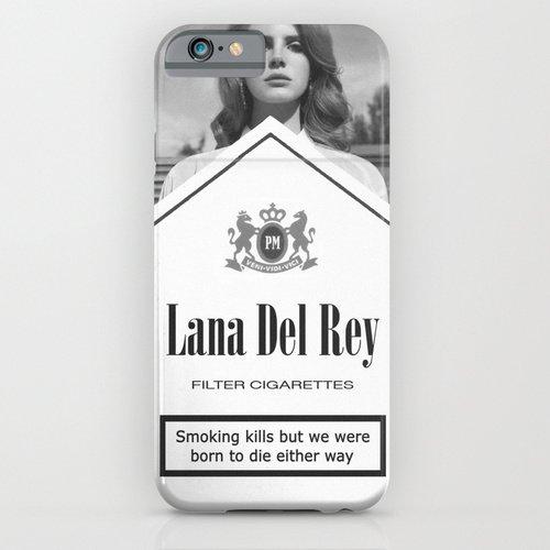 iPhone6ケース society6(ソサエシティシックス) Smoking Kills  デザイナーズiPhoneケース