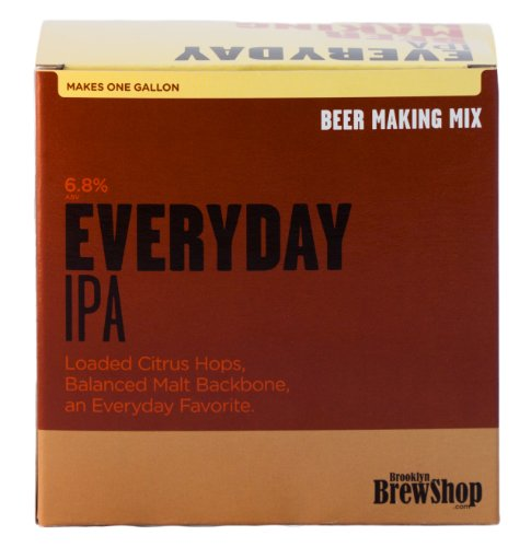 Brooklyn Brew Shop Beer Making Mix, Everyday Ipa front-1077761