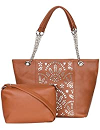 ADISA AD4004 Women Handbag With Sling Bag