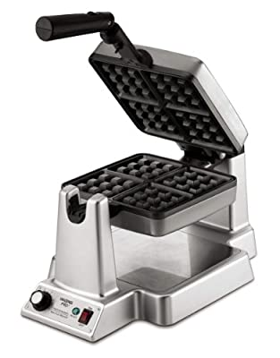 Waring Pro WMS200 4-Slice Professional Belgian Waffle Maker from Waring