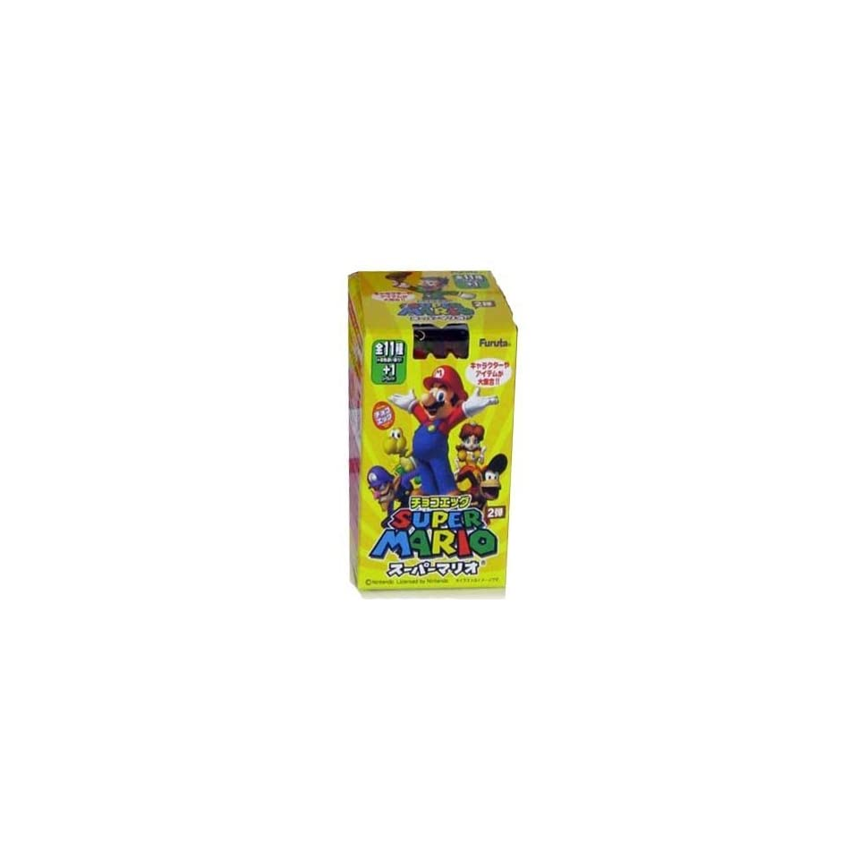 Nintendo Super Mario Bros Mini Figure Blind Packaging Single Box Toys & Games