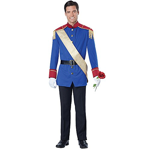California Costumes Men's Storybook Prince Costume