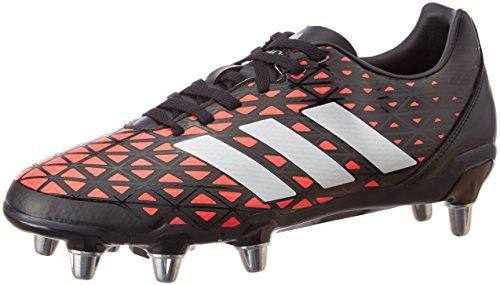 adidas Uomo Kakari Sg scarpe da calcio nero Size: 45 1/3