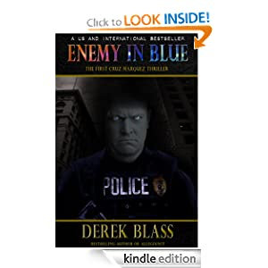 Enemy in Blue, A Thriller