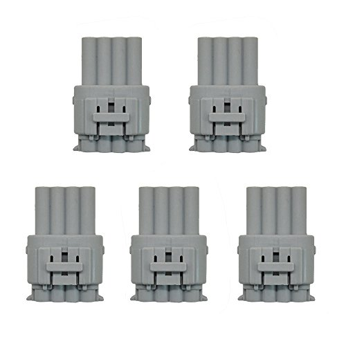 Yiding 5 Set 12 Pin Way 2.2Mm Waterproof Car Atv Electrical Wire Connector Plug