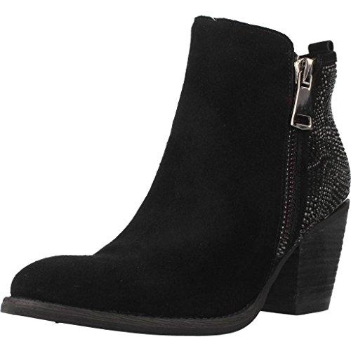 Stivali per le donne, color Nero , marca ALMA EN PENA, modelo Stivali Per Le Donne ALMA EN PENA CTAS STREET MID Nero