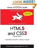 HTML5 & CSS3 Visual QuickStart Guide (7th Edition)