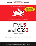 img - for HTML5 & CSS3 Visual QuickStart Guide (7th Edition) book / textbook / text book