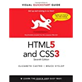 HTML5 & CSS3 Visual QuickStart Guide (7th Edition)by Elizabeth Castro