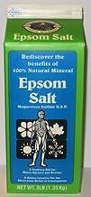 White Mountain Epsom Salt 3 Lb  48 Oz Container