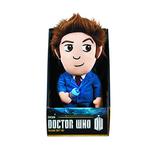 Doctor Who 10th Doctor 9 Inch Talking Plush