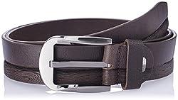 Dandy AW 14 Coffee Leather Men's Belt (MBLB-299-M)