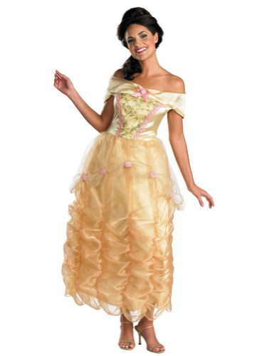 Beauty and The Beast Movie Costumes Disney Princess Costume Belle Costume Yellow