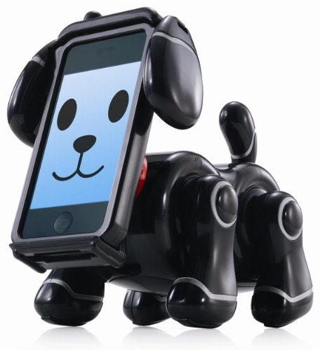Bandai Smartpet Robot Dog (Black) (Japanese Robot Dog compare prices)