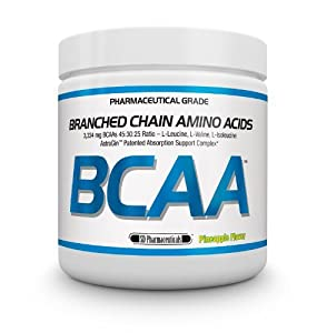 SD Pharmaceuticals Branched Chain Amino Acids Bcaa, Pineapple, 6 Ounce
