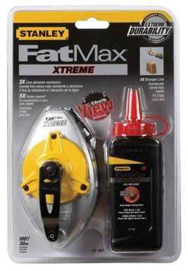 [해외]릴 분필 분필 1백피트의 Fatmax/Reel Chalk Chalk 100ft Fatmax