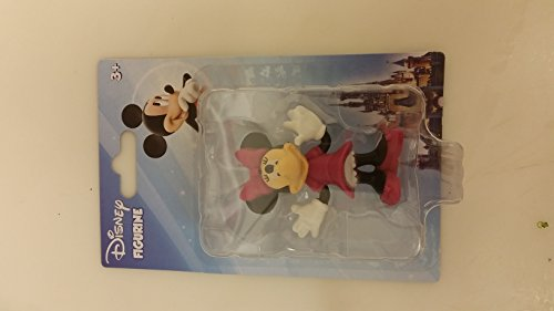Mickey Mouse Clubhouse Figurines: Mickey, Minnie, Donald & Goofy (Set of 4) - 1