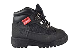 Timberland Field Baby Toddlers Helcor Boots Black 3381r (4.5 M US)