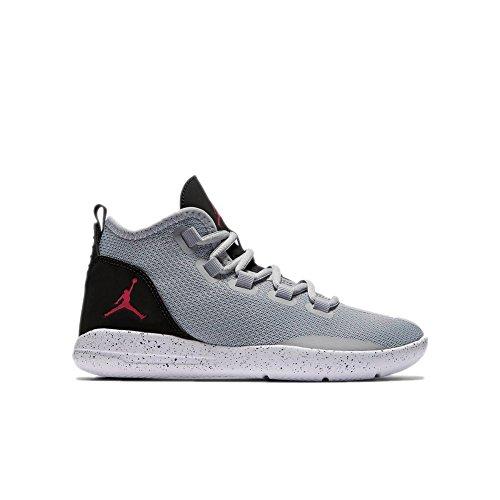 Nike JORDAN REVEAL GG - Scarpe da ginnastica da Donna, Colore Grigio (wolf grey/vivid pink-black-white), Taglia 38.5