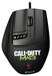 Logitech G9X Gaming Mouse Call of Duty: MW3 Edition (910-002764)