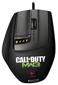 Logitech G9X Gaming Mouse Call of Duty: MW3 Edition