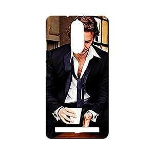 BLUEDIO Designer Printed Back case cover for Lenovo K5 Note - G1065