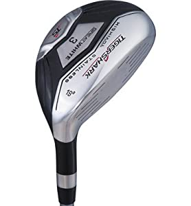 Tiger Shark Great White Hybrid : right,19 (Proprietary TS GW Graphite) Regular