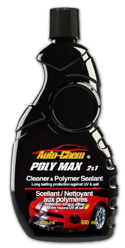 auto-chem-professional-636-016-poly-max-2-in-1-polymer-cleaning-wax-and-sealant-16-ounce-uv-and-salt