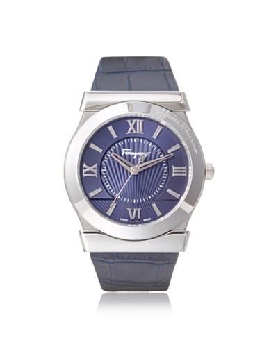 Salvatore Ferragamo Women's F74MBQ9904 SB04 Avenue Blue Leather Watch