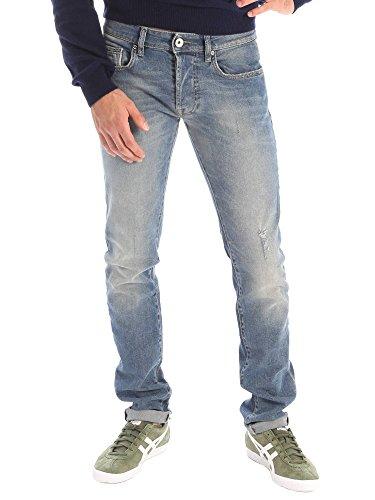 Gas 351215 Jeans Uomo Blu 33