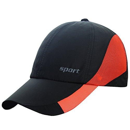 Men-Women-Summer-Mesh-Snapback-Running-Baseball-Tennis-Ball-Golf-hats-Caps-Visor