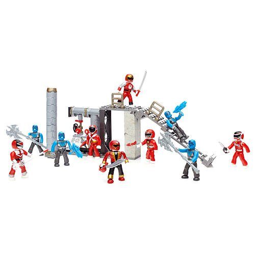 Mega Bloks, Power Rangers Super Megaforce, Ultimate Battle Pack (Power Rangers Lego compare prices)