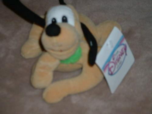 Disney Bean Bag Plush Pluto - 1